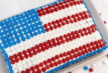 Memorial Day Recipes + Best Ideas / Make the perfect Memorial Day with amazing entrees, appetizers and summertime sweets!