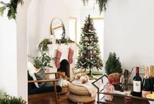 Christmas Time / Christmas is the best time of the year. No matter if you celebrate it or not, no matter if you like to decorate modern, rustic or traditional. We got it all!