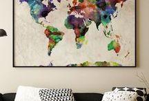 World Maps / Go travel the world!