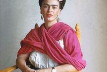 A tribute to Frida Kahlo / A tribute to Frida Kahlo.