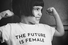 GRL PWR / The future is female!
