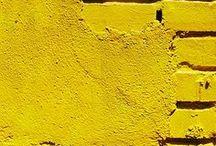 Yellow Art & Decor / Yellow. Yellow. Yellow.