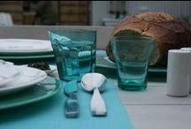 BLAUW / Interieurinspiratie in 't blauw!