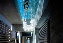 Bath | Pools / Amazing baths and swimming pools / by Arben Dubova