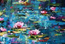 Art blooms.... / Flowers art