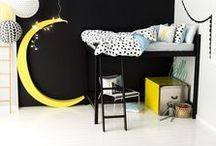 Kids Bedrooms / Kiddie bedroom inspirations - from dreamy nurseries to some outlandish and extremely unique kiddie rooms.
