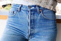 Denim / Denim and jeans