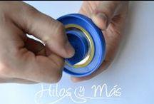 Tutoriales de Hilos y Más / Tutoriales sobre cómo utilizar los productos de Hilos y Más