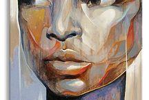 """IL n'est jamais trop """" t' ART """" ... / by Odile"""