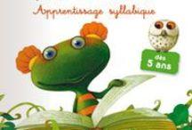 Apprentissage de la lecture / Eveiller son enfant à la lecture tout en s'amusant !