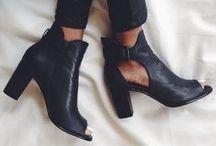 Walk this way / Beautiful shoes