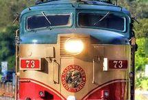 Trens e Metrôs / Trains and Subways