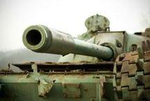 Veiculos de guerra/Vehicles of War