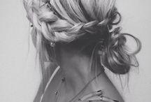 hairstyle- pelo