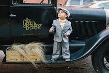 Little Gentlemen / You think he is adorable, dress him up and make sure everyone else does too!