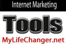 Internet Marketing Tools / Powerful Internet Marketing Tools that I personally use and recommend.