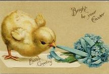 Easter Vintage / by Selina Williams