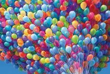 Balloons / by Selina Williams