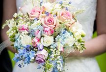 Wedding flowers / Floral ideas gathered from the world of Pinterest!