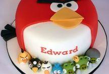 Anniversaire Angry Bird / Des idées pour réaliser l'anniversaire de votre enfant sur le thème Angry Bird...