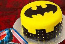 Anniversaire Batman / Des idées pour réaliser l'anniversaire de votre enfant sur le thème de Batman...