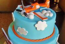 Anniversaire Planes / Des idées pour réaliser l'anniversaire de votre enfant sur le thème du film d'animation Planes... (Kids birthday Planes)