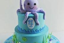 Anniversaire thème Marin / Des idées pour réaliser l'anniversaire de votre enfant sur le thème de la mer… (Kids birthday)