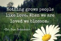 {Dr. Sue Johnson} / Quotes and articles from Emotionally Focused Therapist Dr. Sue Johnson.
