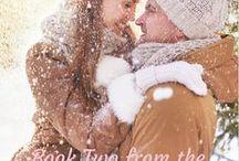 Winter Wonder / Inspiration Board for Laurel Bay Book 2