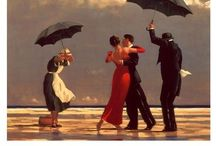 Umbrellas / by Mary Windemuller