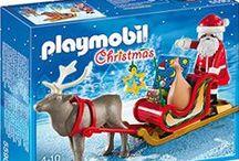 Jouets Playmobil / Développez l'imaginaire de vos enfants avec la gamme de jouets Playmobil ! Des idées cadeaux à offrir aux enfants en toute saison et à toutes les occasions... anniversaire, Noël, Pâques et pourquoi pas pour occuper vos enfants pendants les vacances ?