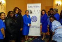 2015 STATE CONFERENCE / STATE CONFERENCE FOR MEMBERS OF ZETA PHI BETA SORORITY, INCORPORATED