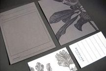 Stationery Obsessions / Paper, print, letterpress, invitations, business cards