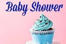 Baby Showers / Whether you know the gender of the pending arrival or not, come here for Baby Shower ideas.