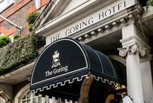 The Goring hotel weddings / An elegant wedding venue in Mayfair, central London UK. Photographs by their recommended photographer.