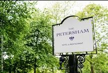 Petersham Hotel, Richmond - London / The perfect venue for bridal prep!