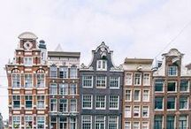 Amsterdam / Travels, Photos, Tips and Guides in Amsterdam