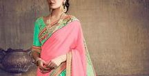 Eid Sarees Online / Eid Sarees Online, We have chosen for best of Festival collection of sarees,