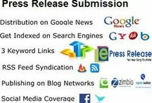 Press Release Distribution Services / Easy Press Release offers you press release writing & distribution services at very affordable cost. Visit http://www.easy-pressrelease.com/page.php?page=2 for more information. / by Easy Press Release