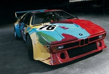 Paint Jobs / Weird and wonderful looking (featuring the BMW art cars) / by Coversure Macclesfield