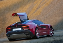 Concept Cars / Welcome to the world of the future possible... / by Coversure Macclesfield