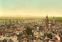 Once upon a time.... / Pictures from the past showing places that have changed or those who will never be the same. Information about the history of Mainz you find on: http://www.mainz.de/stadtgeschichte