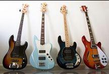 Bass Gear / by Ryan Pedlow