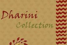 Dharini - Mother Earth Fulfilled / Explore natural hues in florals and delicate booti prints with the Dharini collection. #EarthFulfilled #Monsoon #BlockPrint #NewCollection