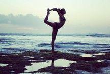 Yoga / yogaaaa / by Helen Chadwick