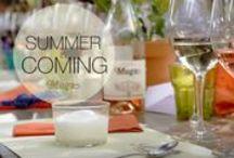 Muga Blanco y Rosado, Muga Crianza / Presentación de nuestro Blanco y Rosado 2013 y de nuestra estrella Muga Crianza 2010 en la Terraza Martinez Barcelona. Siempre es un placer estar en buena companía y más aún con un buen vino. #ExperienciaMuga #Muga # Rioja #vino #gastronomia #wine #food