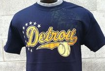 Style: Made in Detroit / Detroit has a flavor all it's own. We have all kinds of gear to show your love.