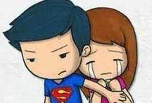 Love: Cartoons