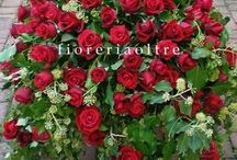 Fioreria Oltre/ In loving memory / Sympathy and Tribute/ Funeral flower arrangements