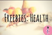 Freebies: Health / We show you how to live healthy and save money on all your health, fitness, weight loss, and nutrition essentials with these freebies, coupons, samples, and more from CatchyFreebies!